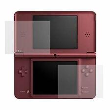 Top + Bottom Touchscreen LCD Screen Protector 4 Nintendo DSi XL +Lint-free Cloth