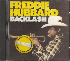 FREDDIE HUBBARD BACKLASH CD