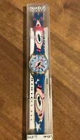 Orologio Swatch Gulp !!! GK 139 Quartz. Nuovo - Vintage 1991. Raro Collezione
