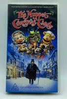 Walt Disney - The Muppets Christmas Carol - VHS  - Free Postage