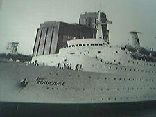 ephemera picture  curnow shipping world renaissance millbay docks