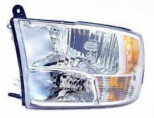 2010 2011 2012 2013 2014 2015 RAM 1500 / 2500 / 3500 left driver Quad headlight