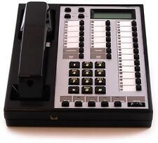 Lot of (5) Fully Refurbished Avaya Merlin BIS-22D Display Phone (Black)