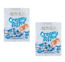 "Sweets Toffee ""Milky Splash"", Roshen 2 x 150g"