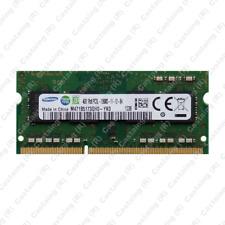Barrette RAM DDR3-L 4Go 1Rx8 PC3L 12800s 11 12 B4 M471B5173QH0 YK0 4Gb Mémoire