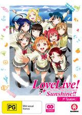Love Live! Sunshine!! - Season 1  - DVD - NEW Region 4