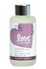 Spirit Love Lavender Essential Oil Water Soluble Solution 100ml