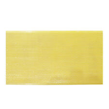 5pcs Apis Mellifera Plastic Comb Foundation
