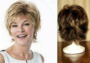 Toni Brattin wig Glamorous Sealed in box Light Brown