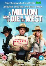 A Million Ways to Die in the West DVD (2014) Seth MacFarlane