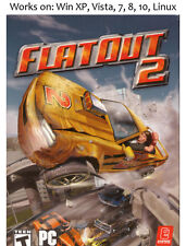 FlatOut 2 PC Linux Game