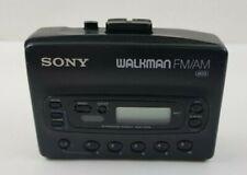 sony walkman cassette player working