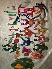 A Lot  Of masters of the universe classics he-man With Accessories 2 Eagles