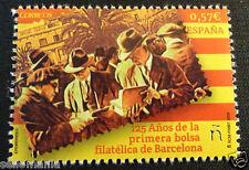 2016 125 YEARS EXCHANGE COLLECTORS BARCELONA EDIFIL 5050 ** MNH SPAIN TP20089BIS