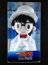 Detective Conan Case Closed Plush Doll Movic Kaito Kid Costume Conan Edogawa