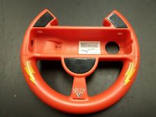 Disney Cars Red Racing Wheel For Wii Rare