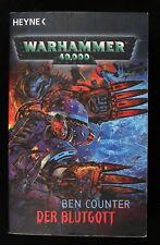 Warhammer 40.000. Der Blutgott Von Ben Contador (2007, Libro de Bolsillo)