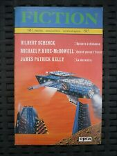 Fiction N°371: Hilbert Schenck-Michael P. Kube-James Kelly/ Opta, Février 1986
