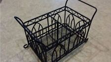 Buffet Utensil/ Napkin Holder or Picnic / Coffee Caddy