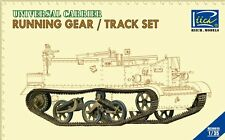 Riich Models RE30015 1/35 Universal Carrier Running Gear & Track set (for Tamiya