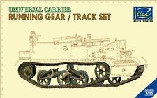 Riich Models RE30015 1/35 Universal Carrier Running Gear & Track set (for Tamiya