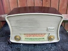 Old Vintage G Marconi Valve Radio T37DA Parts or Display