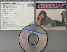 Bonnie Bianco  CD CINDERELLA ' 87    ©  1987  JAPAN
