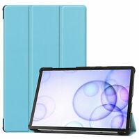 Étui pour Samsung Galaxy Tab S6 T860 T865 Housse Coque Pochette de Protection
