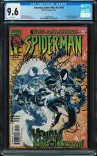 Amazing Spider-man #19 CGC 9.6 White Venom app 460 2000 Volume 2 Ann Weying dies