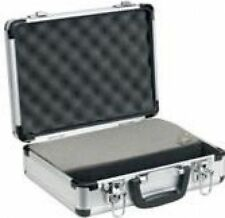 Performance & DJ Flight Cases with Locks for Microphone