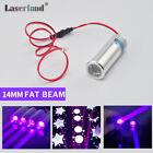 Laserland Fat Beam 405nm Violet Blue 250mW Laser Module Bar DJ Stage Lighting