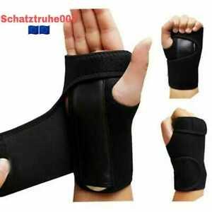 Karpaltunnel Bandage Orthese Handbandage  Karpaltunnelsyndrom Handgelenk Schiene