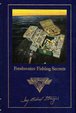 New ListingFreshwater Fishing Secrets ~ Bass, Walleye, Sauger, Catfish, Trout, Muskie, Pike
