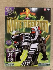Mighty Morphin Power Rangers Legacy White Tigerzord Sealed New