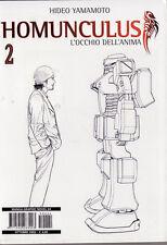 HOMUNCULUS L'OCCHIO DELL'ANIMA N.2 GRAPHIC NOVEL 24 -IN CONDIZIONI BUONE/OTTIME