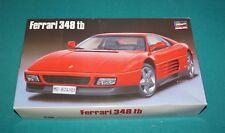 Ferrari 348 TB Hasegawa 1/24 Complete & Unstarted.