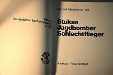 Buch Stukas Jagdbomber Schlachtflieger Motorbuch Verlag