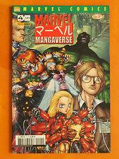 MANGAVERSE 1/2 - Tome 4  Comics MARVEL France - Panini  c.o.m.i.c.s.