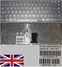 Clavier Qwerty UK SONY VAIO VGN-NR21Z Series V072078DK1 85260168 81-31305001-19