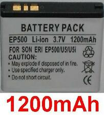 Battery 1200mAh BGS010899 EP500 For Sony Ericsson Xperia Active