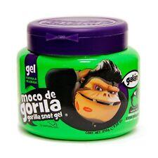 [MOCO DE GORILA] GORILLA SNOT GEL GALAN HAIR GREEN JAR EXTRA SHINE 9.52OZ