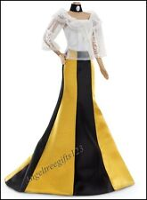 Princess of the Philippines dress fits Barbie model muse silkstone