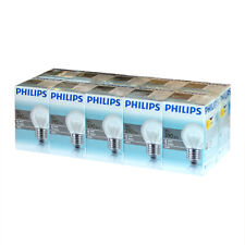 10 X PHILIPS Ampoule Goutte 40W E27 Transparent 40 watt intensité variable