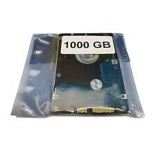 Gericom Hollywood Multimedia Advanced L41ii8 L51RI, Festplatte 1TB HDD für