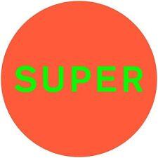 PET SHOP BOYS - SUPER (COLOURED VINYL/GATEFOLD/MP3)  VINYL LP + MP3 NEUF