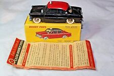 Dinky 24ZT Simca Ariane Taxi Stunning Condition in Excellent Original Box