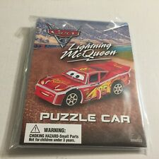 NEW Lightning McQueen Puzzle Car Sealed