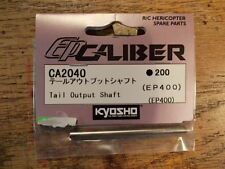 CA2040 Tail Output Shaft - Kyosho EP Caliber EP400 Helicopter Electric Helo Heli