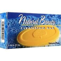 Nature's Plus Natural Beauty Cleansing Bar  3.5 oz