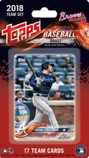 Cromos de béisbol de coleccionismo Atlanta Braves
